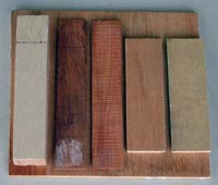 wood substrates